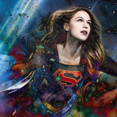 Kath de leon supergirl