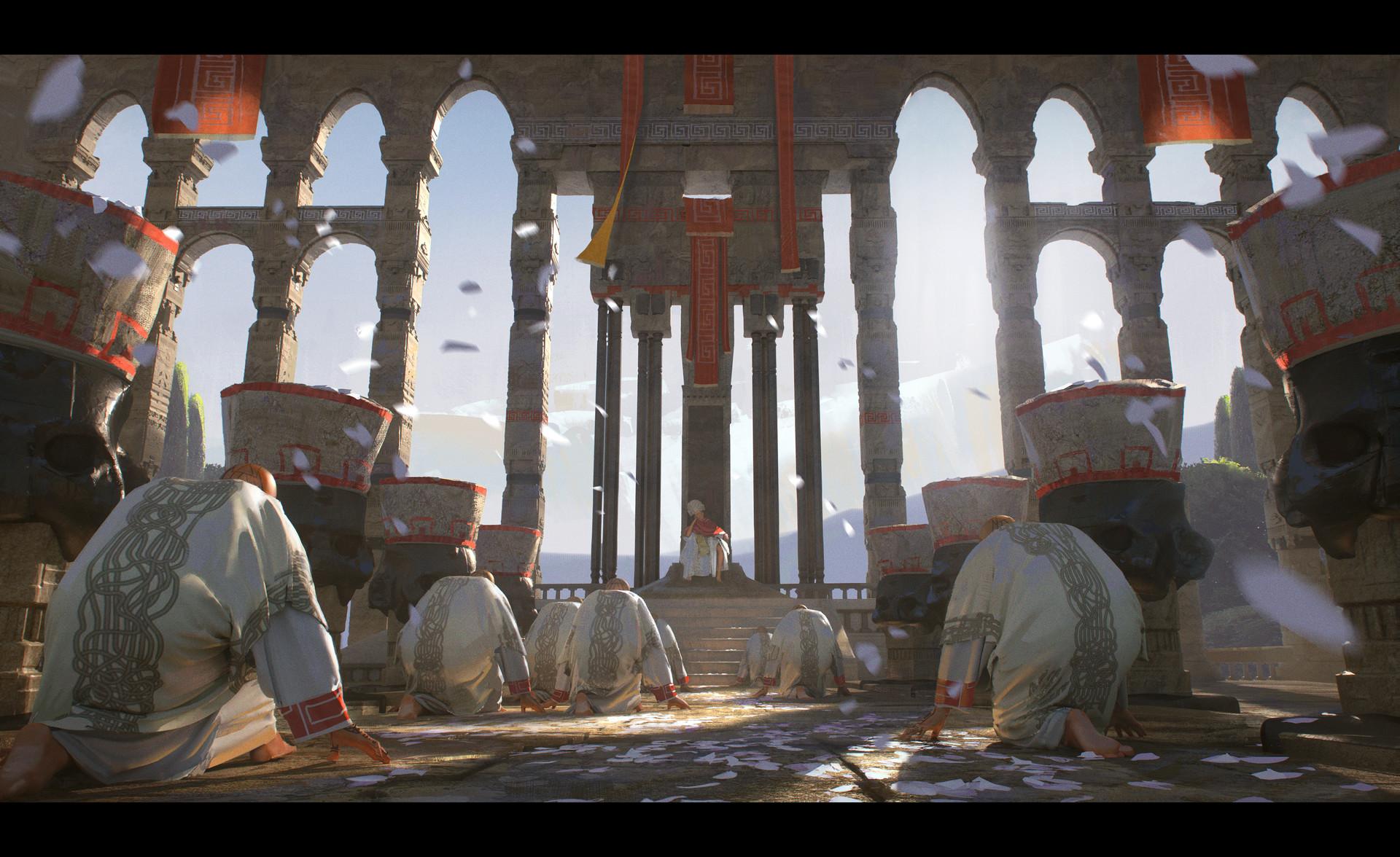 Jx saber ancient civilization as
