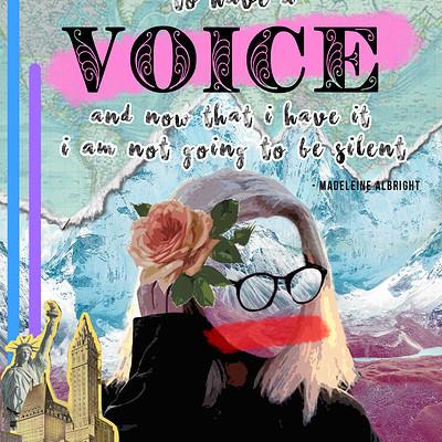 Kath de leon i will not be silent