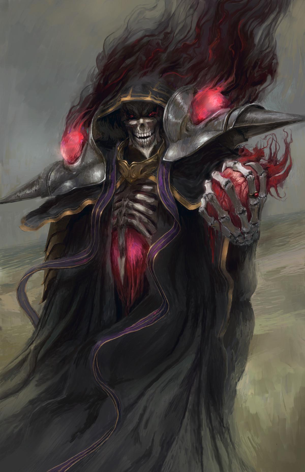 Ari ibarra overlord