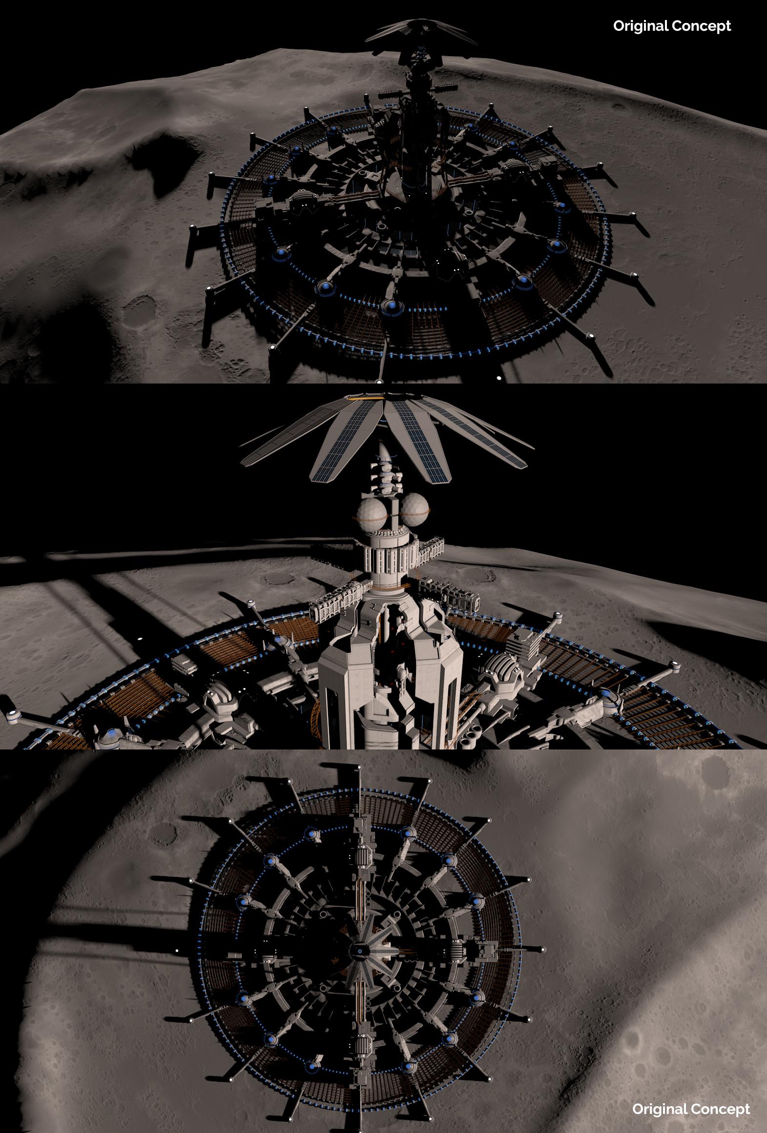 Glenn clovis concept mining facility2