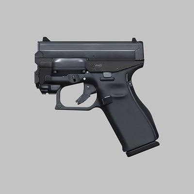 Pavel proskurin gun