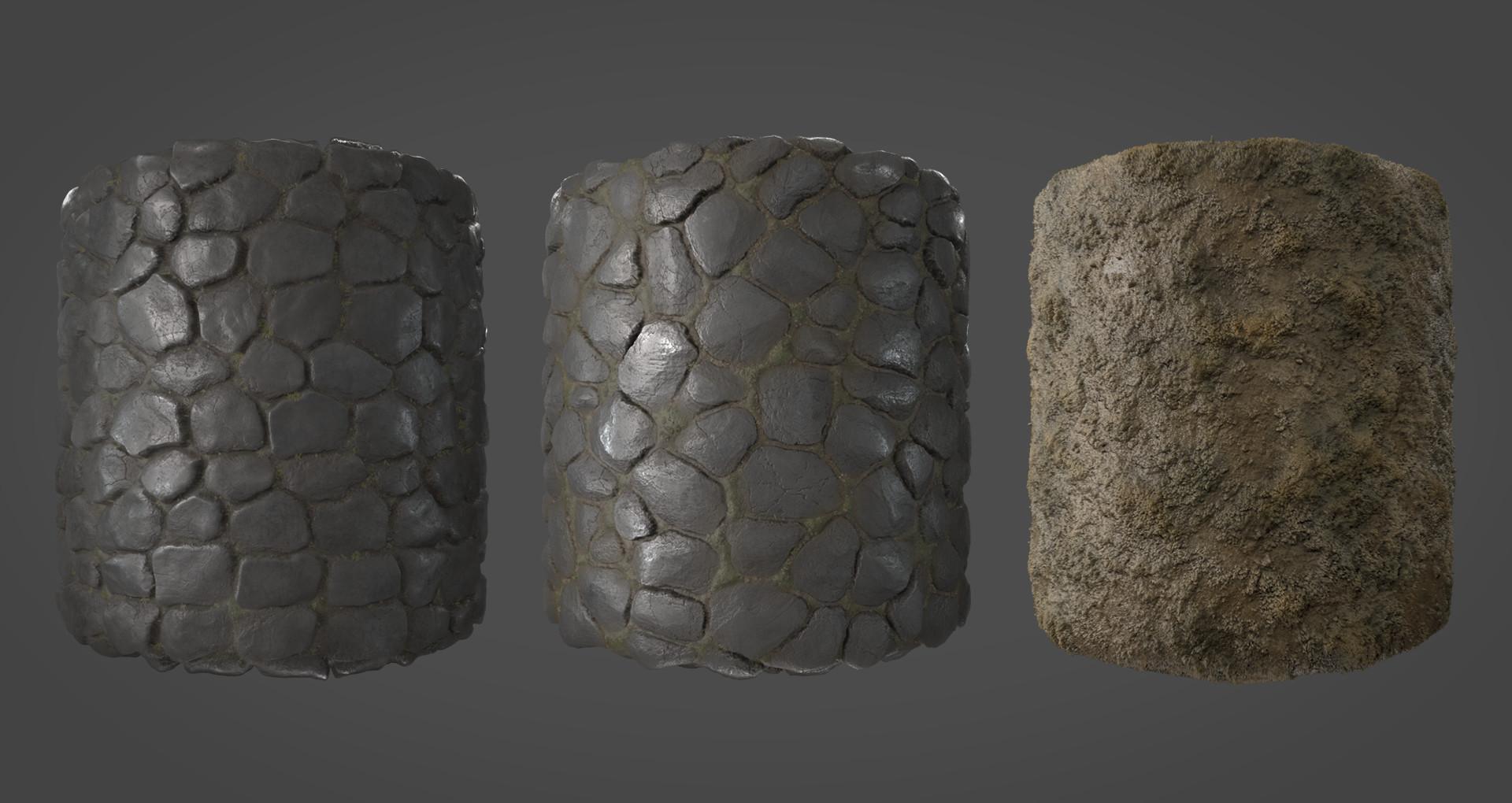 Alina godfrey materials
