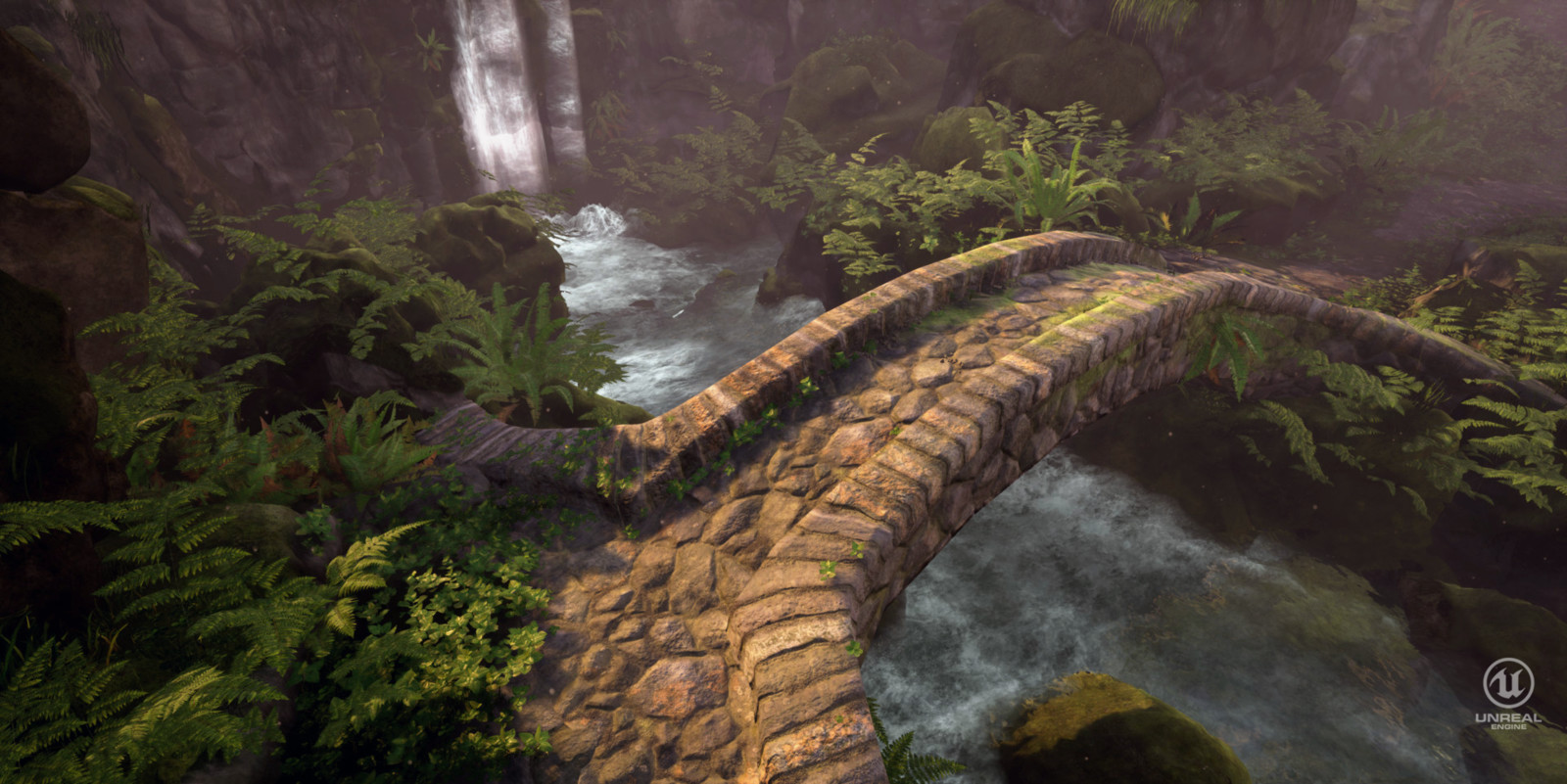 In-game shot Unreal Engine 4