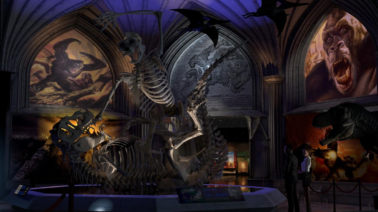 Kong Natural History Museum