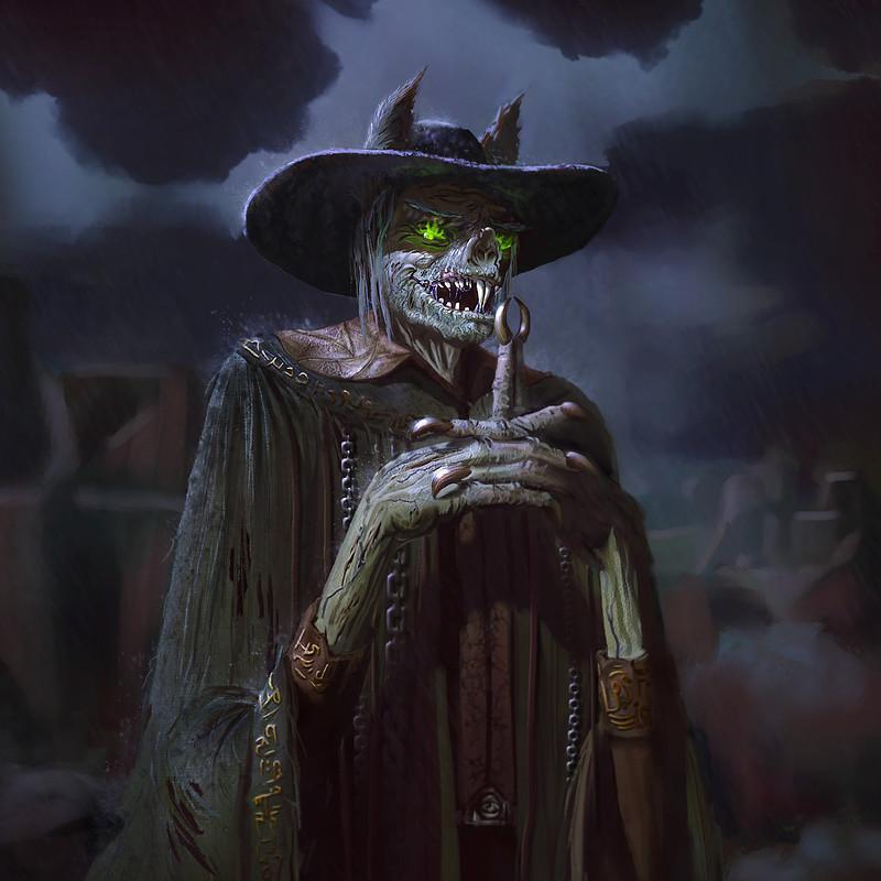 Sibbachai, the Necrach Vampire