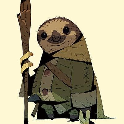 Satoshi matsuura 2018 09 03 sloth mage s