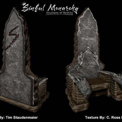 Charles hansen stone throne sm
