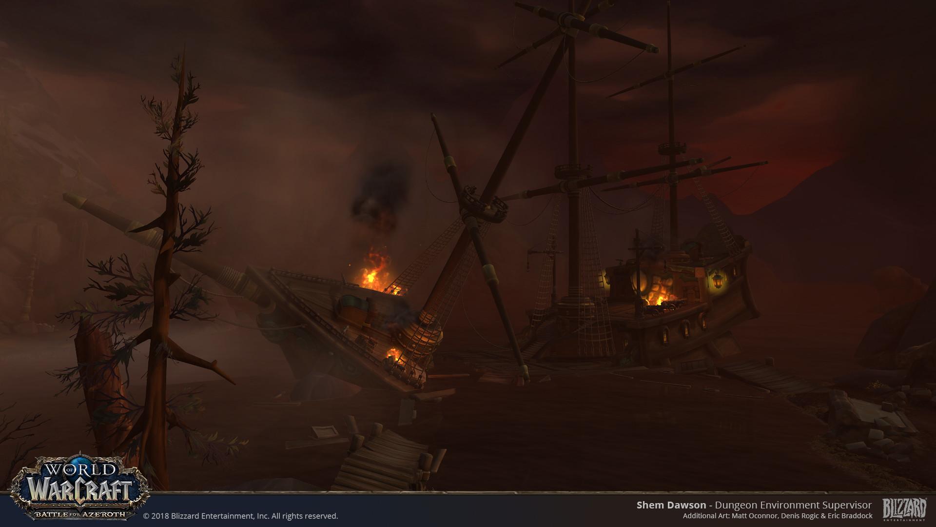Shem dawson shem dawson shipwreck07