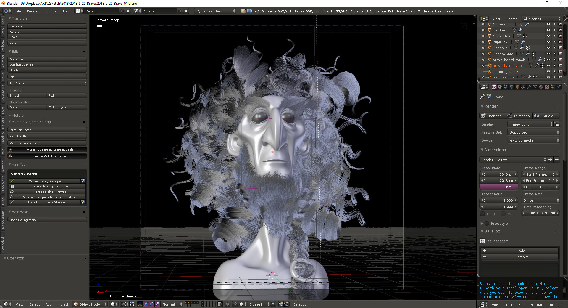 David kertesz brave render wip 07 final viewport