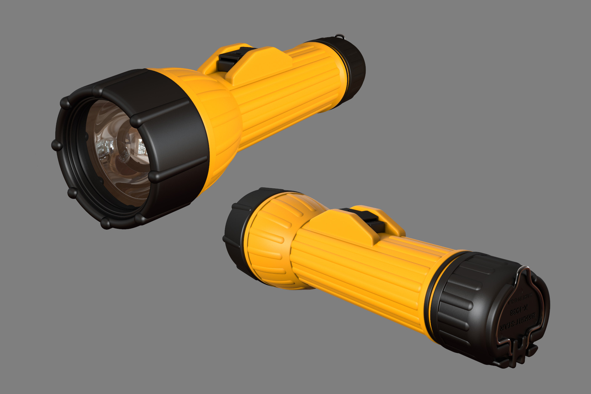 Wayne dalton brightstar2217flashlight 003