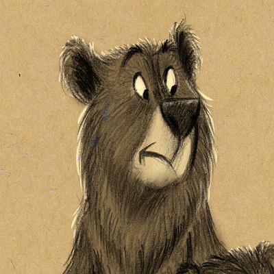 Vipin jacob big brown bear