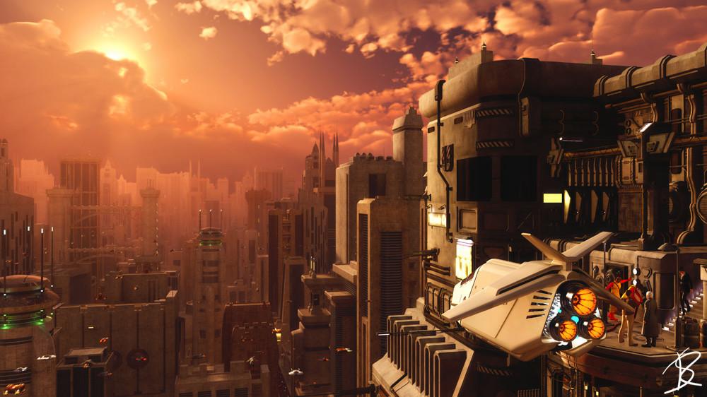 """""""The future's bright, the future's Orange."""""""