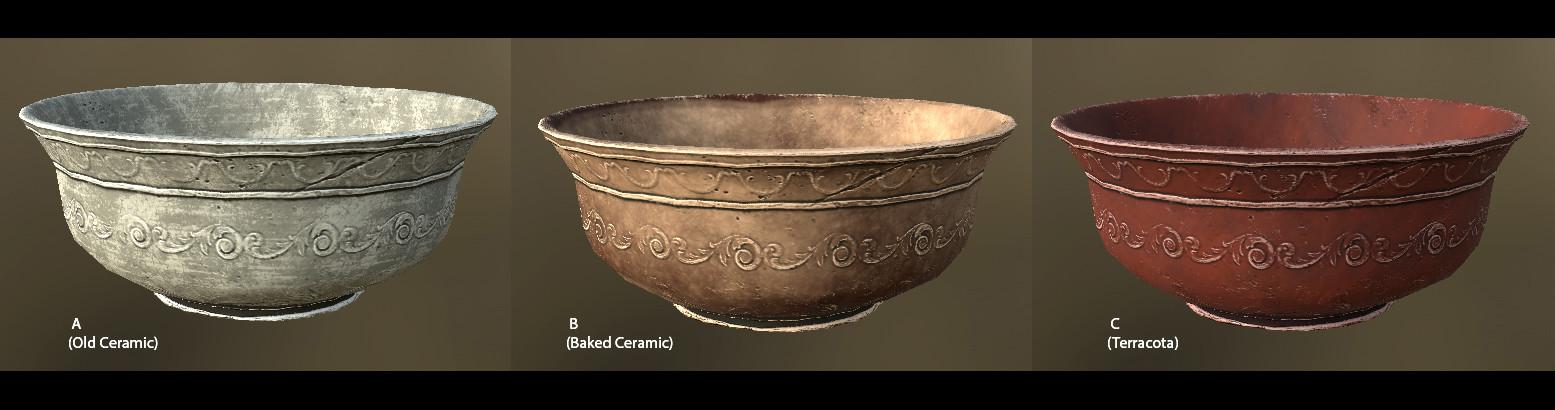 Pablo artime pottery d presentation