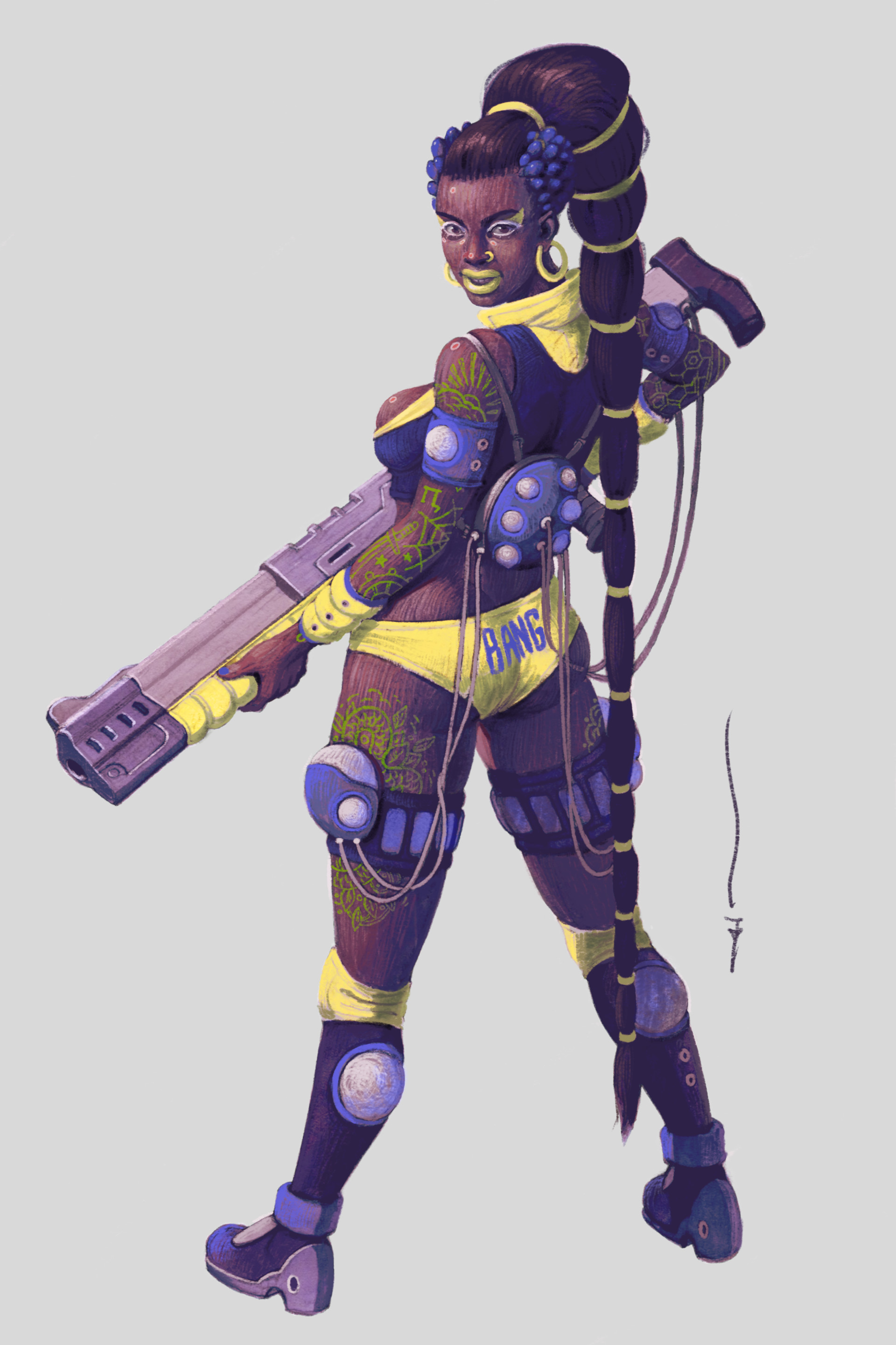 Dmitry skolzki acid riflegirl