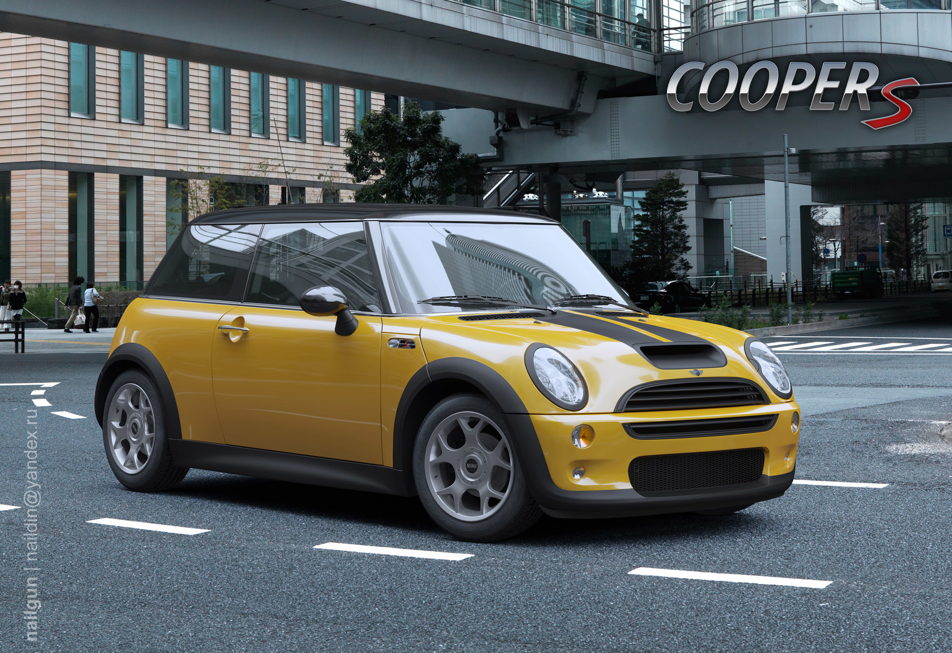 Nail khusnutdinov pwc 040 010 mini coopers 03 central page 3x