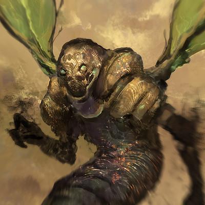 Leonard haas desert creature illustration 6 final