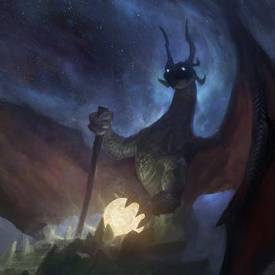 Artur treffner dragon seer final f