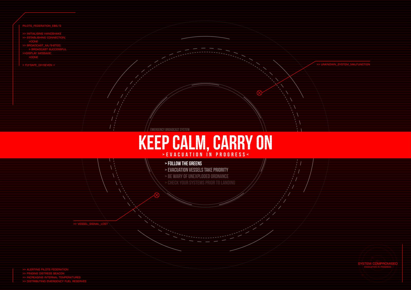 Pilots Federation: Emergency Broadcast System