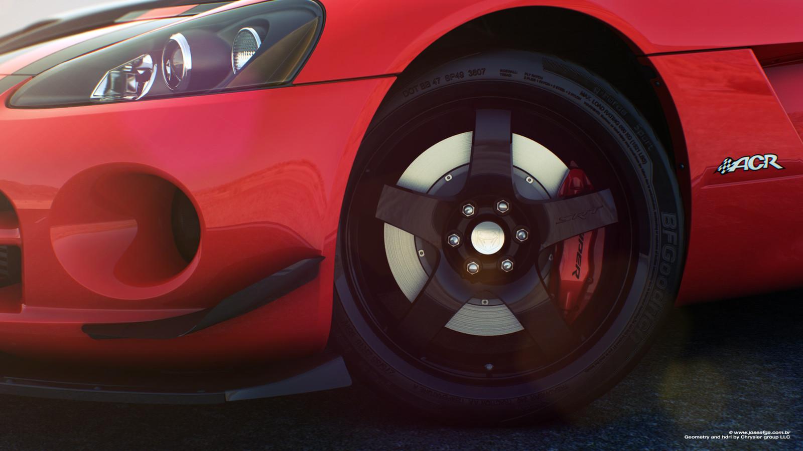 Viper ACR Wheel