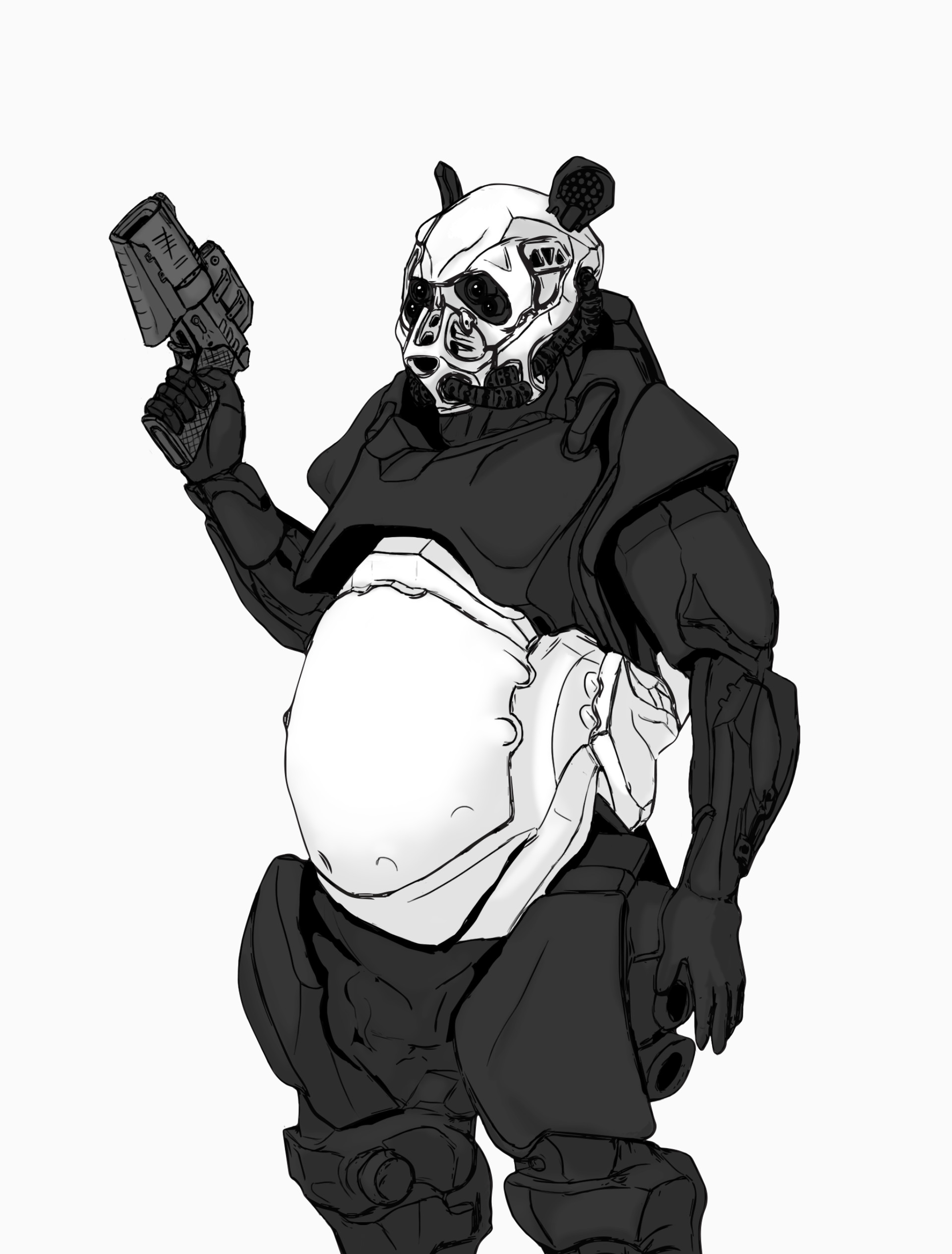 Danas matusevicius panda empty