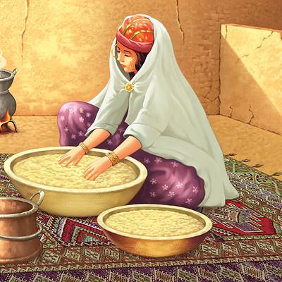 Emrullah cita moroccan women