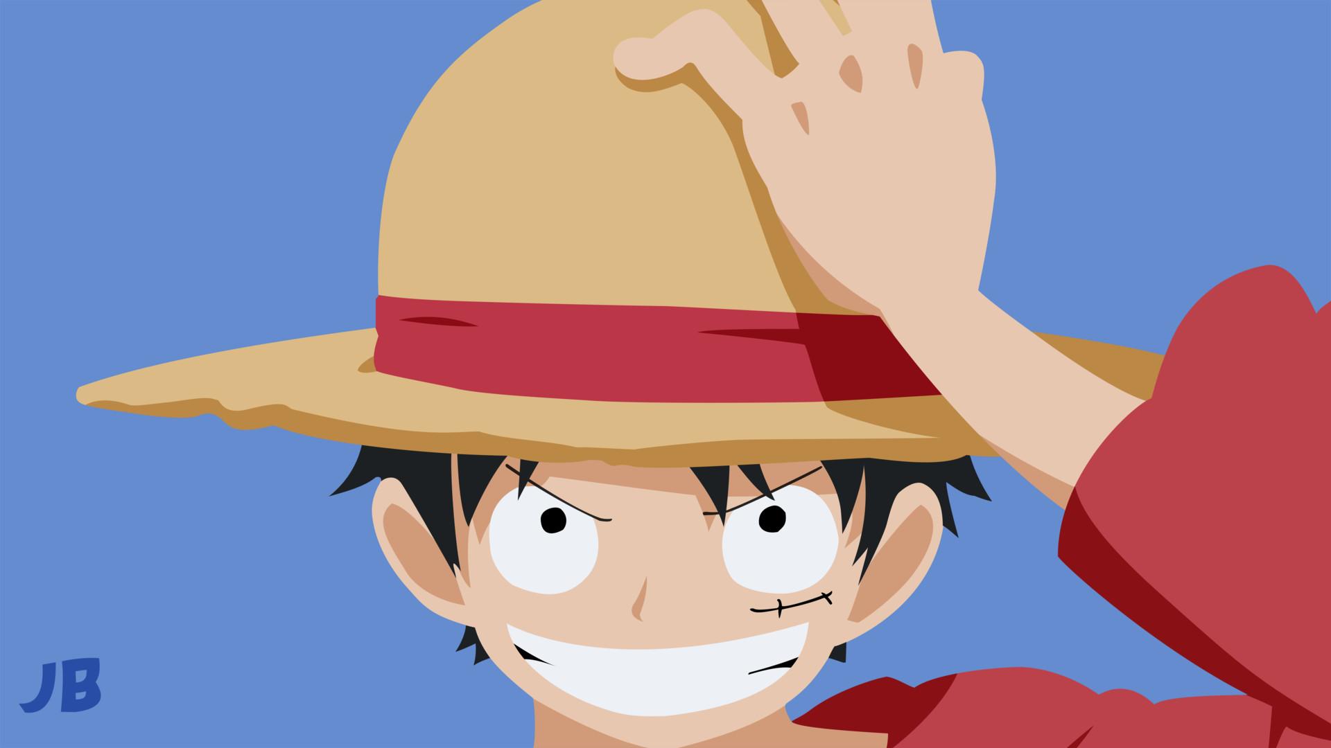 Jesus Borunda Monkey D Luffy From One Piece