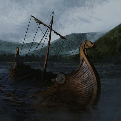 Bren rodri asymmetrical boat