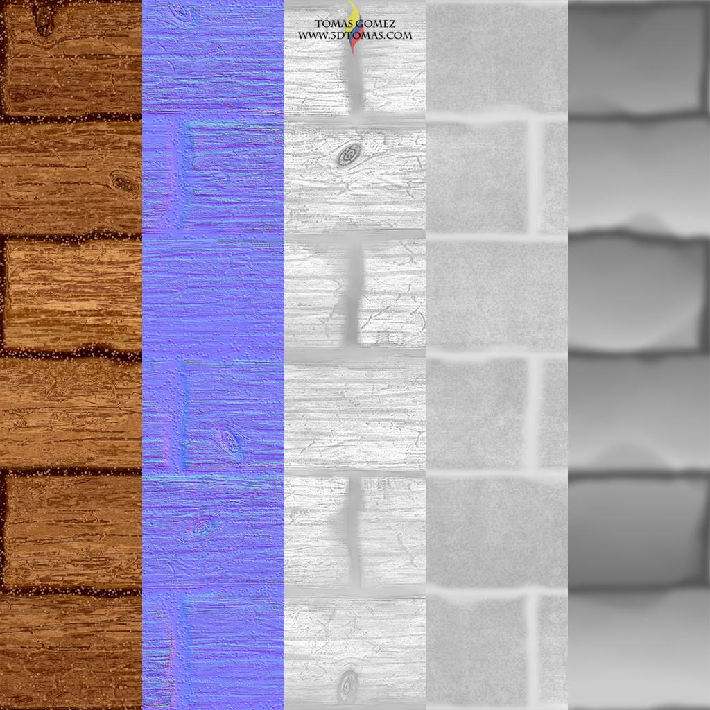 Tomas gomez wood textures