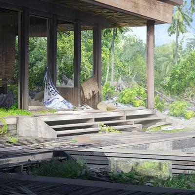 Lucas terra exterior cabana 2 wip 22