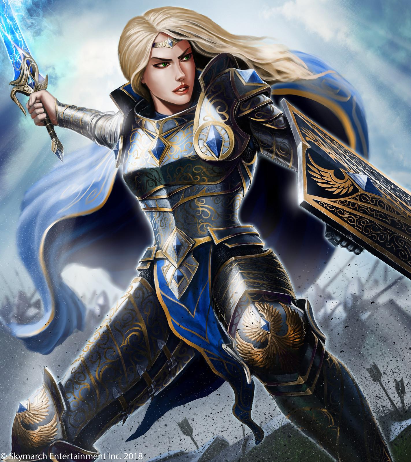 Celeste, Savior of Skymarch