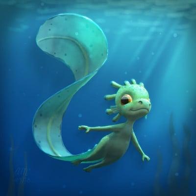 Andrew mcintosh sea dragon 002b