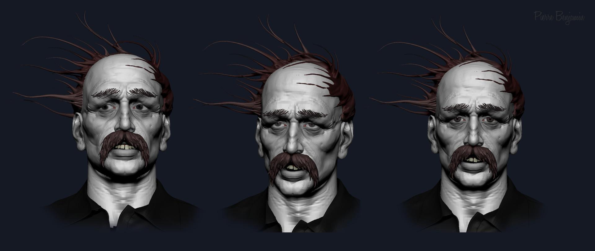 Pierre benjamin doodle 001
