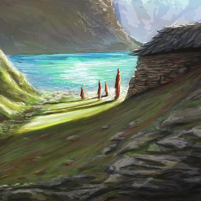 Jeremy lemio lac bleu