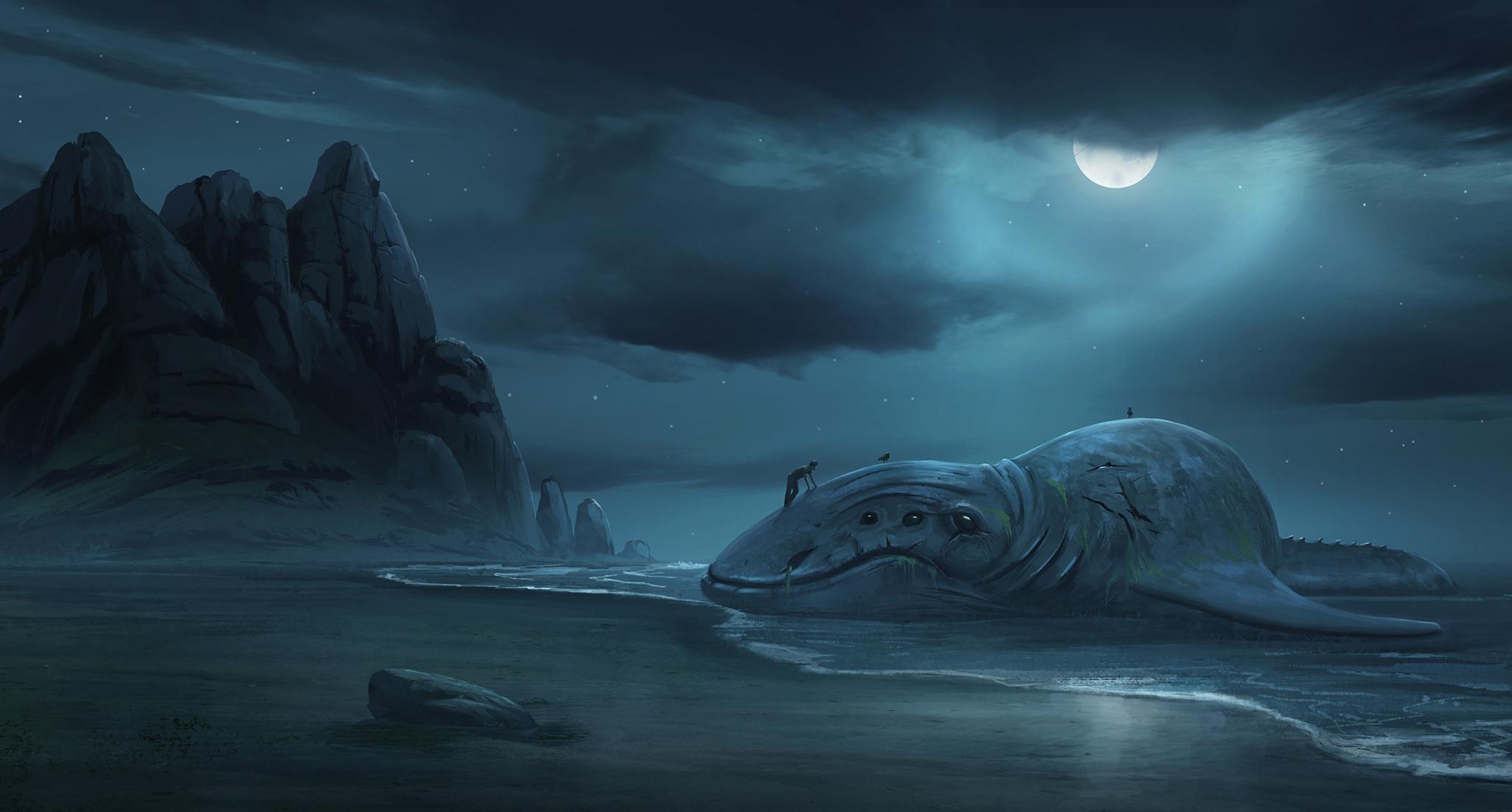 Stranded Monster_v2
