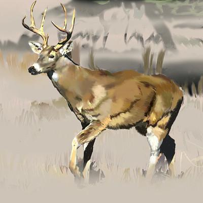 Andre smith deer on alert low rez