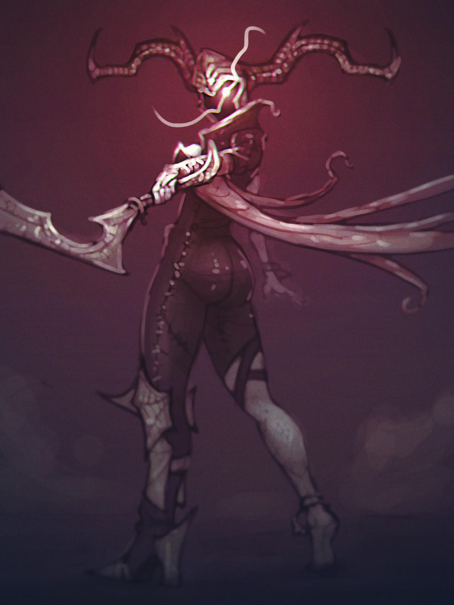 Chema samaniego evil queen 1