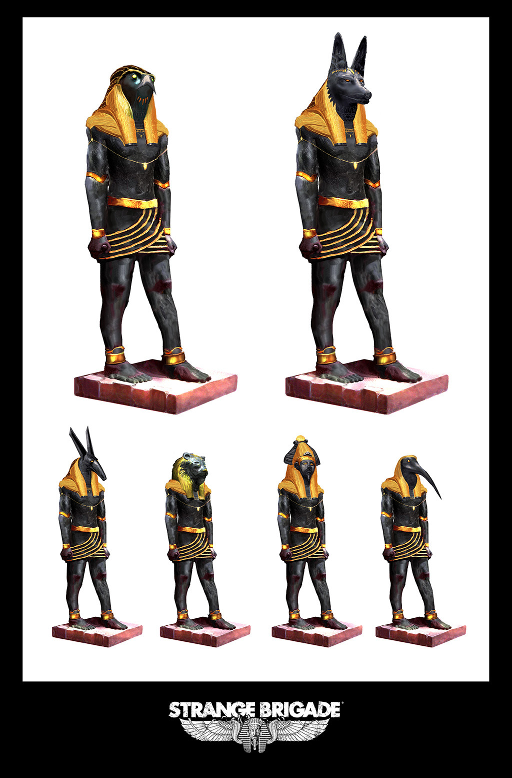 Jack eaves duat statues outsource uplox