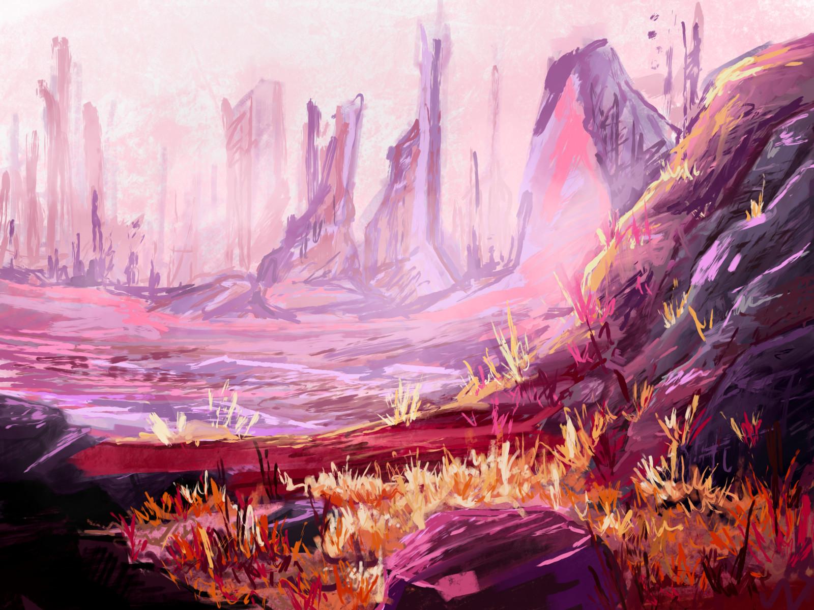 Landscape #04 //