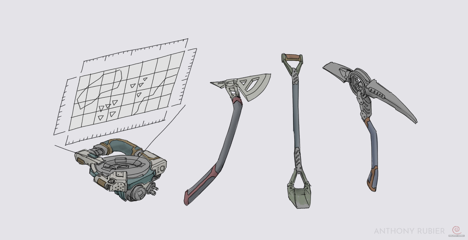 Other concepts for tools