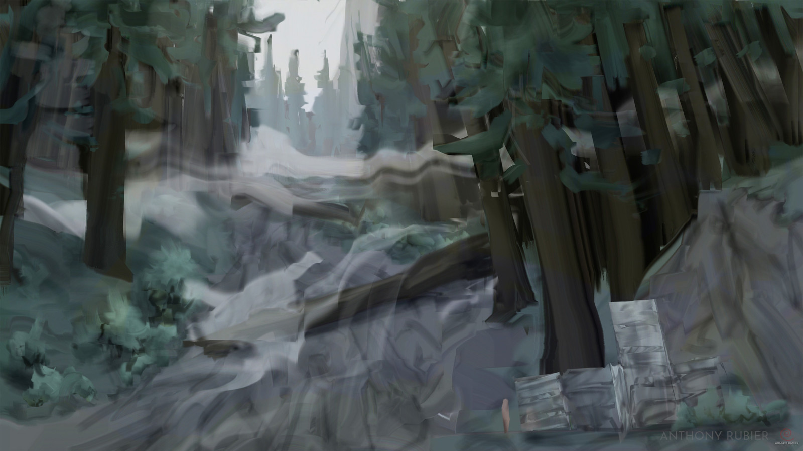Sketch for another world