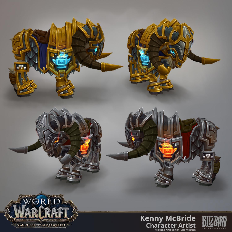 Kenny McBride - Dark Iron Dwarves