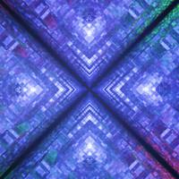 ArtStation - OpenGL Hilbert Curve, Sebastian Kopacz