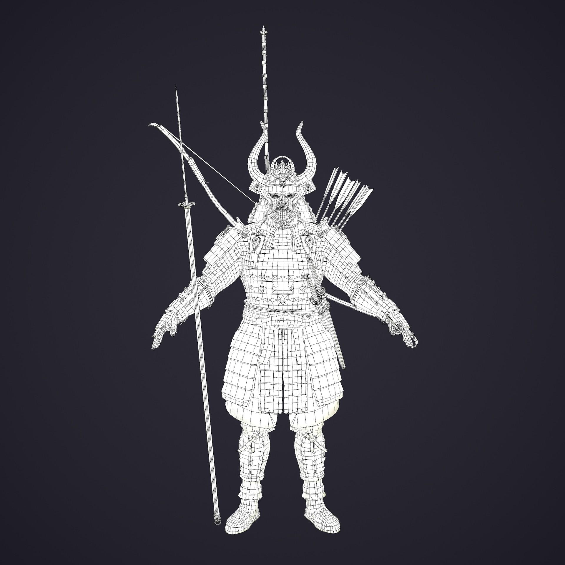 Michael weisheim beresin samurai wire 01