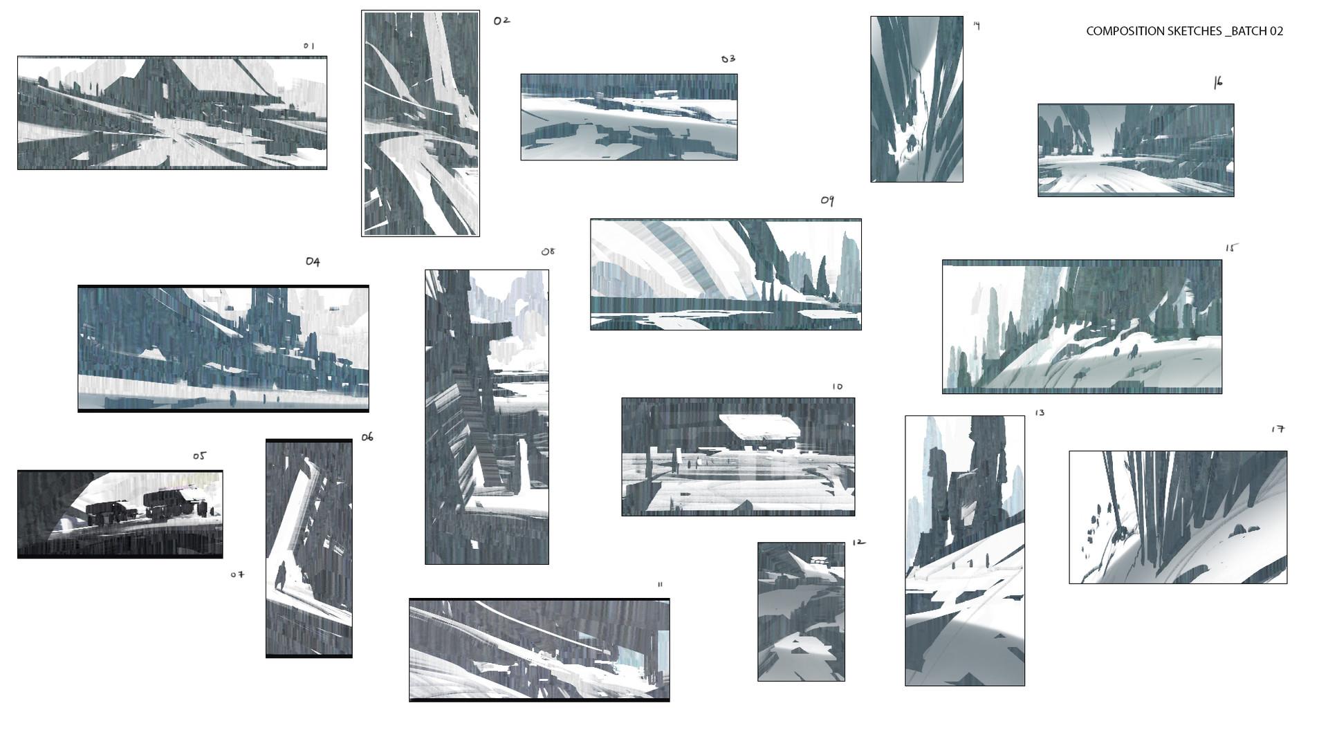 Sathish kumar compositionsketch batch01