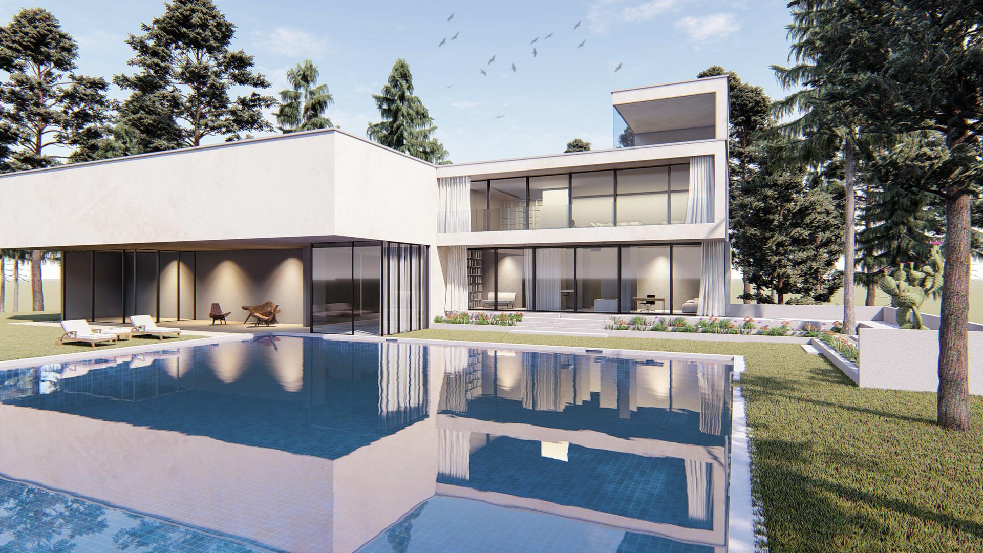 ArtStation - Architectural Visualization Lumion 3d, Pasquale