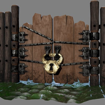 Goblin Gate (game asset)