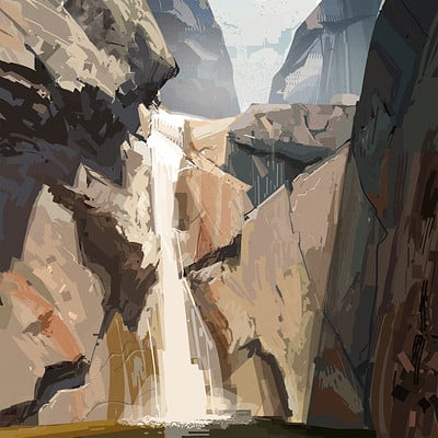 Patrick o keefe waterfall