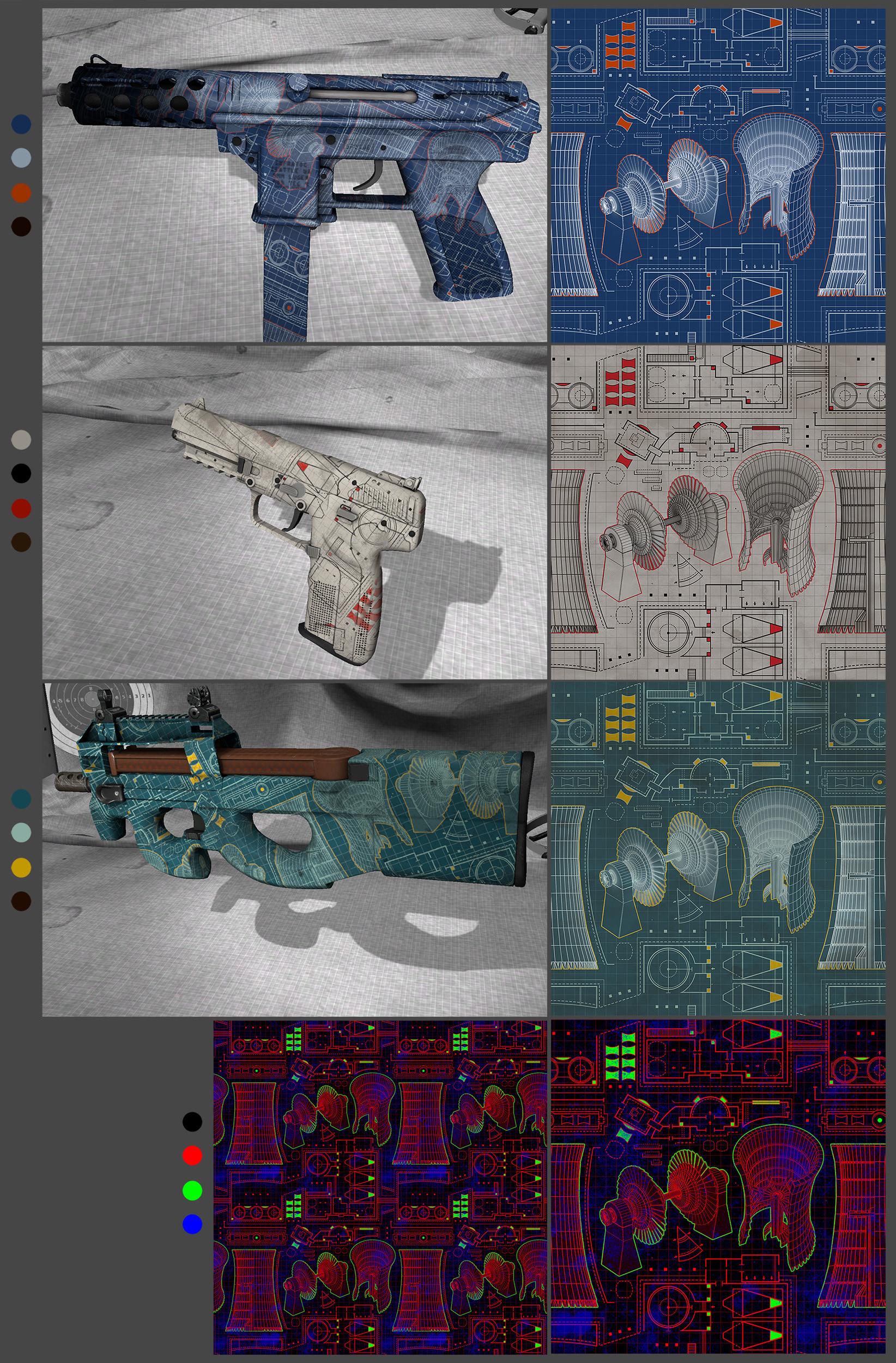 Shaylyn alia hamm blueprints
