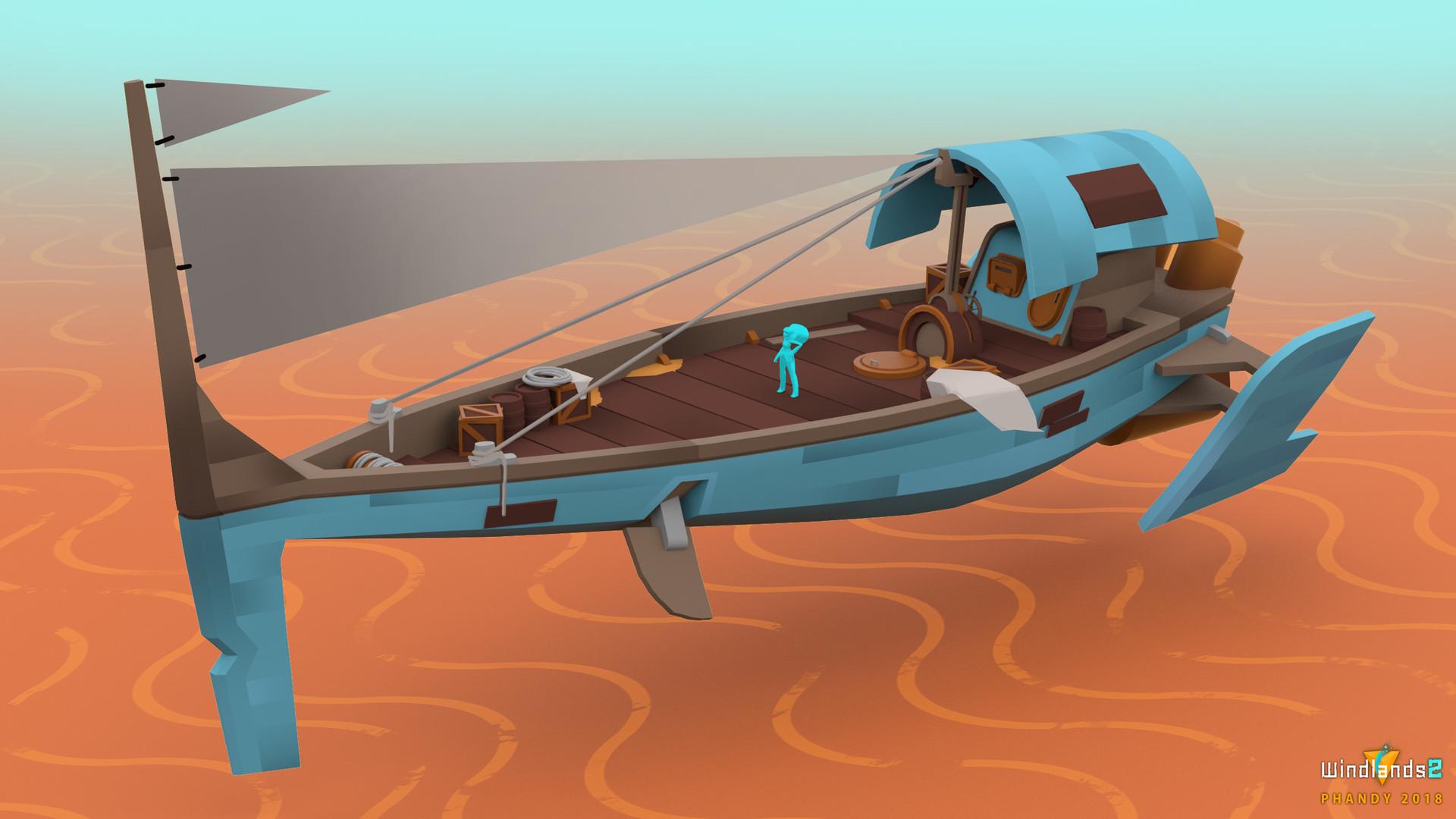 Andrew porter phandy boat03